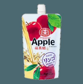 台湾十全 苹果醋 即饮品 140ml