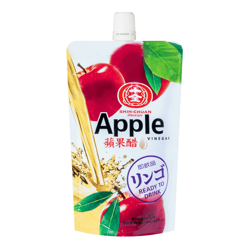 SHIQUAN Ready to Drink Apple Vinegar 140ml