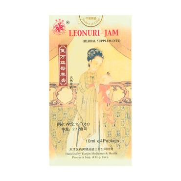 H.E.I. Leonuri-Jam 4packets 40ml