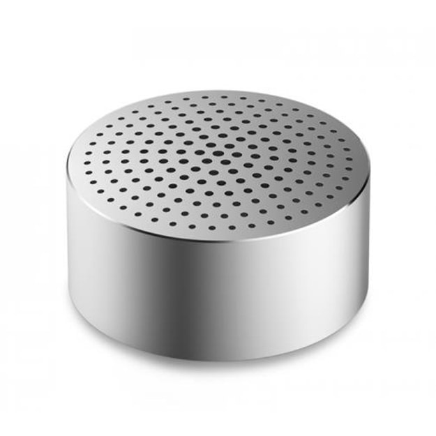 Product Detail - XIAOMI Bluetooth Speaker #Silver - image 0