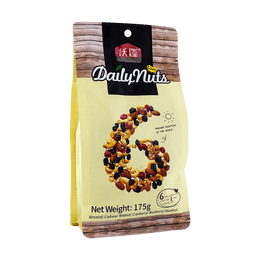 One Week Nuts for Adults 25g*7