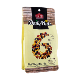 WOLONG Daily Nuts One Week Nuts for Adults 25g*7