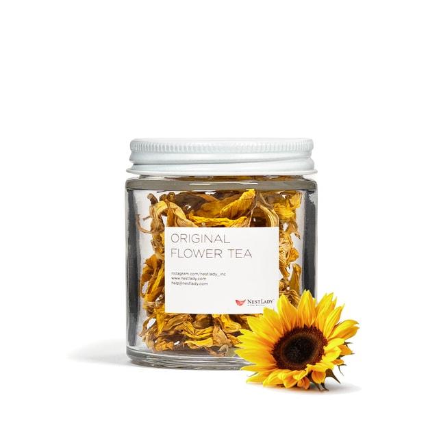 商品详情 - NESTLADY 有机 向日葵花瓣 2g 强抗氧化 美国种植与收获 - image  0