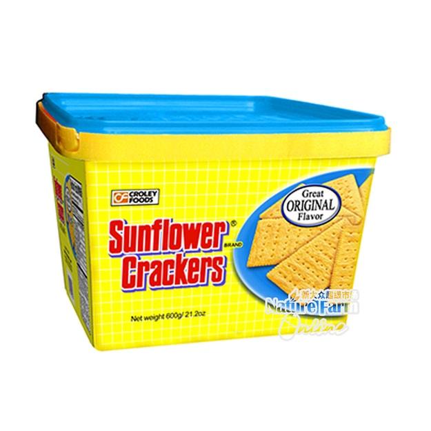 商品详情 - Croley Foods向日葵饼干 原味 21.2 Oz. - image  0