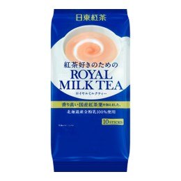 Kocha Royal Milk Tea Powder, 10 Sticks, 8.47 oz