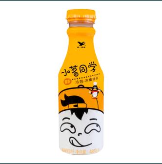 台湾统一 小茗同学 冷泡冰橘绿茶 480ml