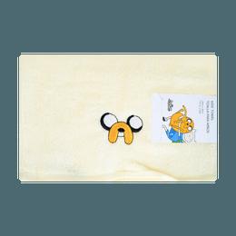 Miniso Adventure Time-Kids' Towel (Beige)