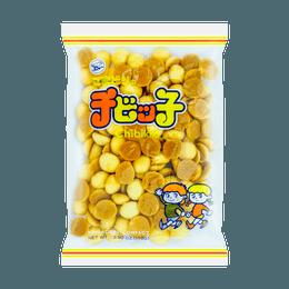 日本知更鸟制果 鸡蛋小饼 110g  新老包装随机发