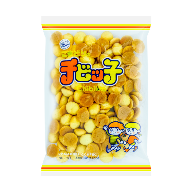 Product Detail - Children\'s Biscuit (Chibiko)   110g  (New and old packaging randomly sent) - image  0