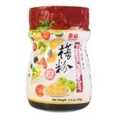 台湾泰山 梅粉 150g