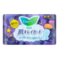 KAO LAURIER Speed+ Soft Overnight Sanitary Napkin With Wings 30cm 10pads