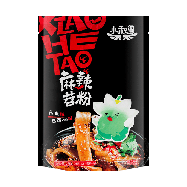Product Detail - XIAOHETAO Spicy Sweet Potato Noodle 285g - image 0