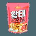 韩国 HAITAI 鳕鱼脆皮 辣味 30g