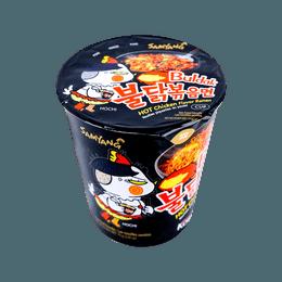 韩国SAMYANG三养 超辣鸡肉味拌面 碗装  70g