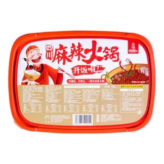 巴蜀懒人 四川麻辣懒人火锅 开饭啦 (带米饭) 430g
