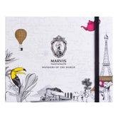 MARVIS Wonders of the World Limited Edition Set - Karakum Rambas &amp Royal Toothpaste 25ml*3