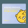 【新品】韩国KAKAO Friends 一次性食品级透明卫生塑料手套 标准尺寸 400枚入