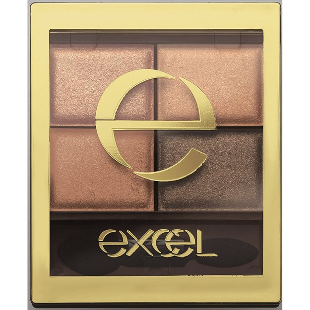 Product Detail - SANA EXCEL Skinny Rich Shadow SR01 4.3g - image 0