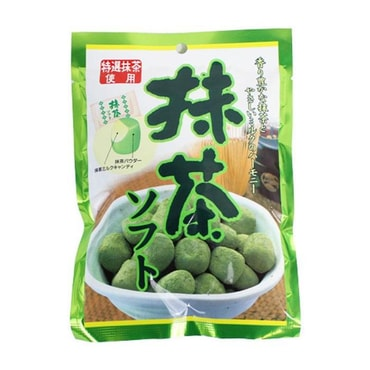 AMEHAMA Soft Candy Green Tea 88g