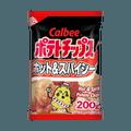 日本CALBEE卡乐B 辣味薯片 200g