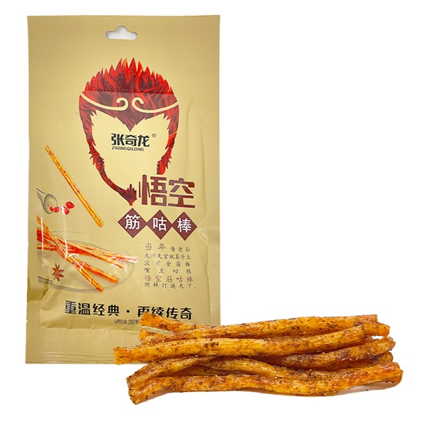 Product Detail - ZHANGQILONG Wukong Spicy Strips 85g - image  0