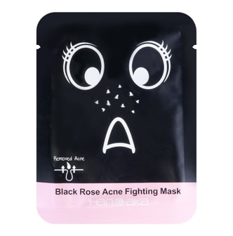 HANAKA Black Rose Acne Fighting Mask 10g