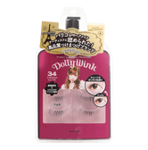 KOJI DOLLY WINK Fake Eyelashes 34 Fresh Cute 2 Pairs