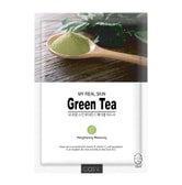 COS.W My Real Skin Green Tea Mask 1Sheet