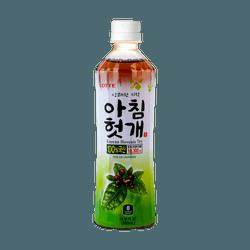 LOTTE Korean Raisin Hovenia Tea Drink 500ml
