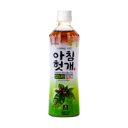 LOTTE Korean Raisin Hovenia Tea Drink 500ml