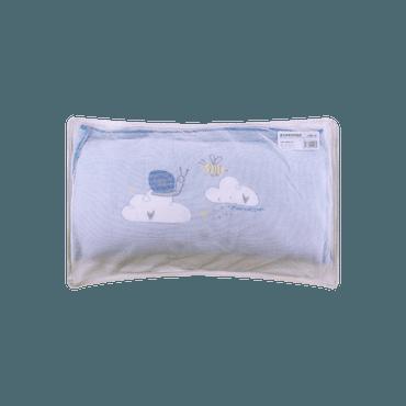全棉时代 婴儿纱布方枕组合 - 小蜗牛+欢乐的小虫