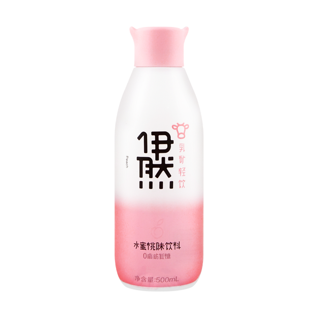 Product Detail - YILI GROUP Light Drink Peach 500ml - image 0