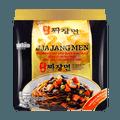 韩国PALDO八道 御膳炸酱面 4包入 800g 包装随机发