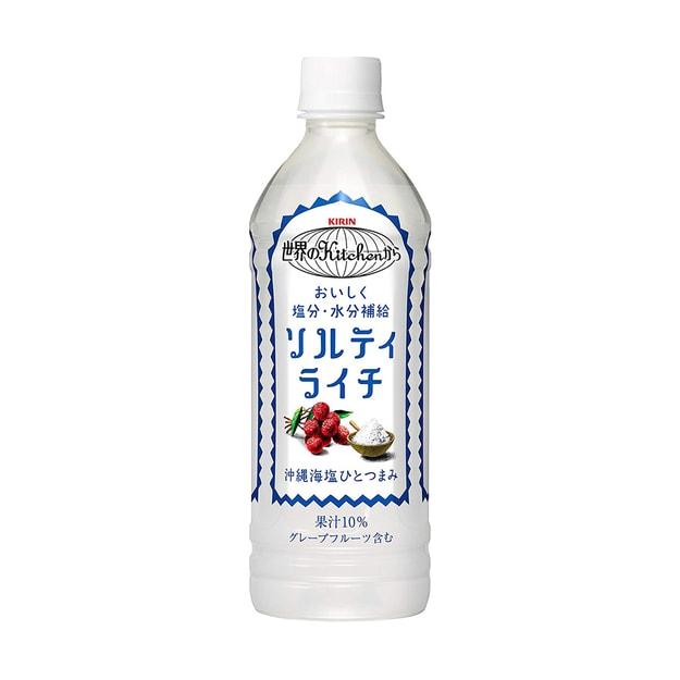 Product Detail - KIRIN Okinawa Salted Lychee Drink 500ml - image 0