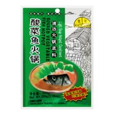 AH HUNG Soured Vegetable Fish Hotpot 200g