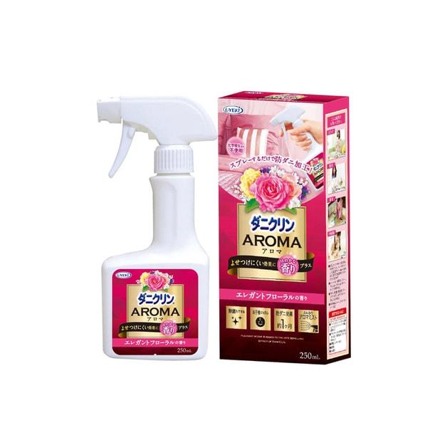 商品详情 - 日本 UYEKI 花香型除螨喷雾 250ml - image  0