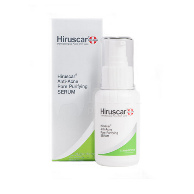 Product Detail - HIRUSCAR Anti Acne Pore Purifying Serum 50g - image 0