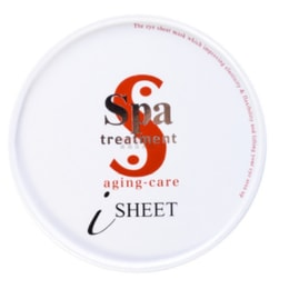 SPA TREATMENT HAS Eye Sheet Mask Red 60sheets