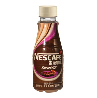 Nestle Instant Coffee Mocha Flavor 268ml