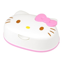 LEC Hello Kitty Wet Wipes with case (80 sheets)