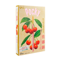 GLICO POCKY Cherry Chocolate Biscuit Sticks 15pcs
