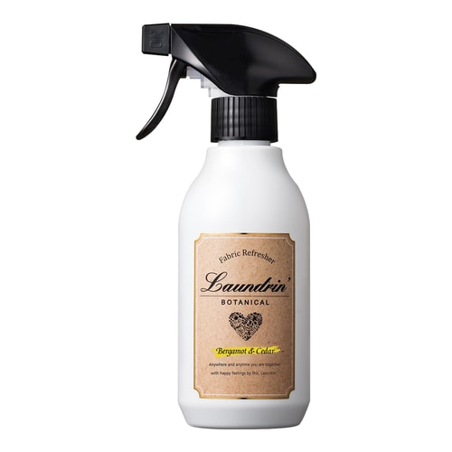 LAUNDRIN' Botanical Fabric Refresher Bergamot & Cedar 300ml