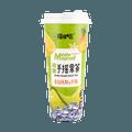 檬檬哒 手摇果茶 金钻凤梨 凤梨柠檬风味 100g【Use by4/17/2021 】