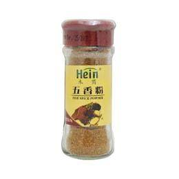 禾茵 高品质调味香料 五香粉 28g 四川特产