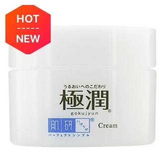 日本ROHTO乐敦 肌研 极润玻尿酸保湿霜 50g