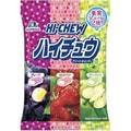 【日本直邮】MORINAGA森永 水果口味夹心软糖 3种口味组合装 草莓味/葡萄味/苹果味 94g