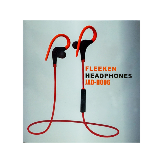 Product Detail - FLEEKEN HEADPHONE JAD-H006 (RED) - image 0