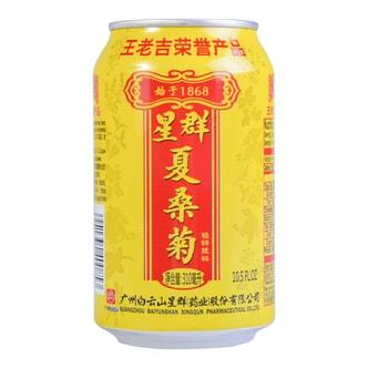 王老吉 星群夏桑菊凉茶 310ml