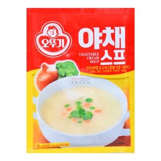 韩国OTTOGI不倒翁 速食蔬菜奶油浓汤 80g