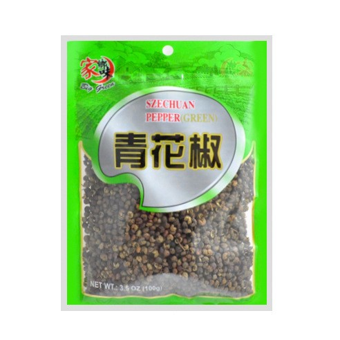 Yamibuy.com:Customer reviews:Szechuan Green Peeper 100g
